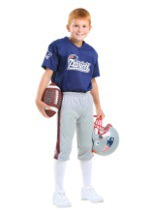 Boys NFL NE Patriots Costume