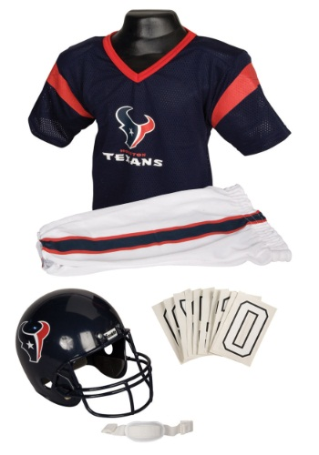 Boys NFL Texans Uniform Costume
