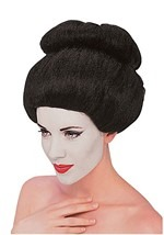 Traditional Geisha Wig