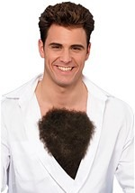 Woolly Chest Hair