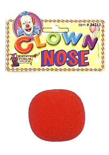 Clown Costume Nose