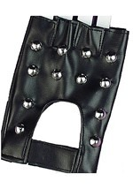 Studded Motorcycle Gloves