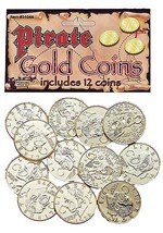 Gold Treasure Coins