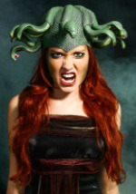 Gorgon Medusa Headpiece