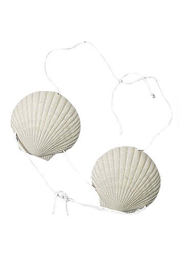 Mermaid Shell Bra