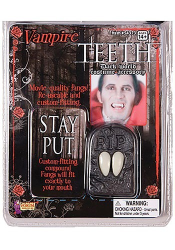 Discount Vampire Fangs