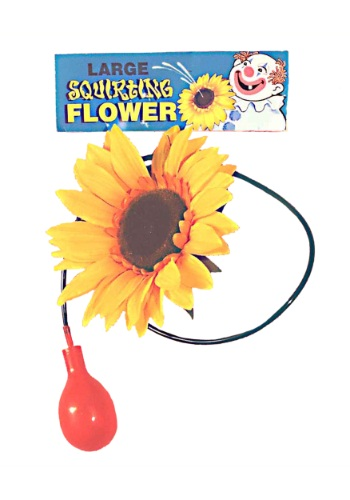 Squirting Sunflower