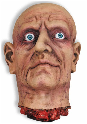 Life-size Open Eye Severed Head