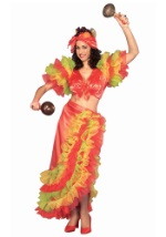 Latin America Dancer Costume
