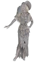 Women's Posh Ghost Costume