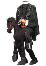 Headless Galloping Hessian Costume