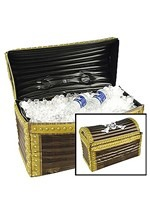 Pirate Treasure Chest Cooler
