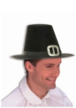 Pilgrim Costume Hat