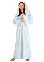 Girls Mary Costume