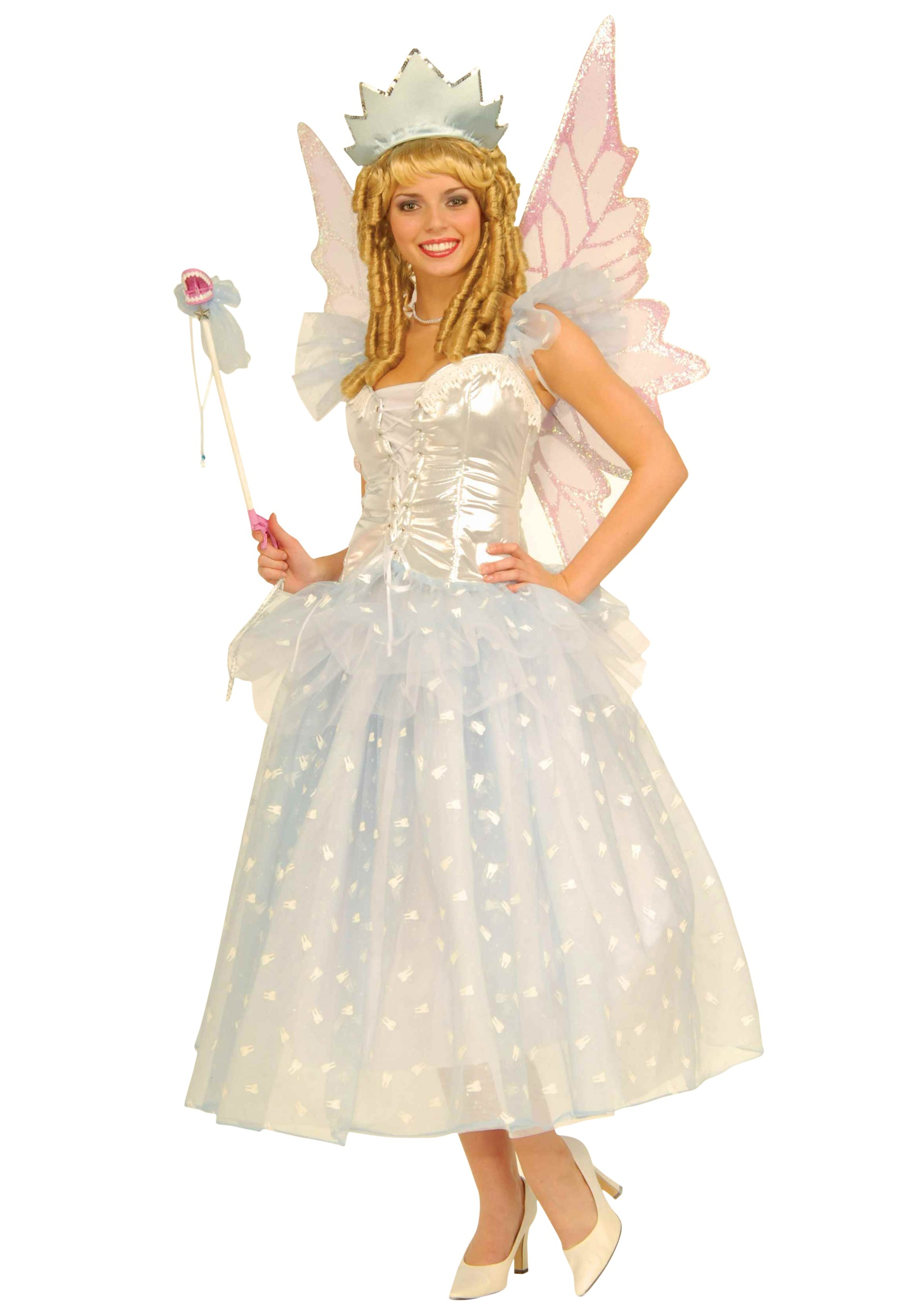 Adult Tooth Fairy Costume  sc 1 st  Halloween Costume Ideas & Adult Tooth Fairy Costume - Halloween Tooth Fairy Costumes