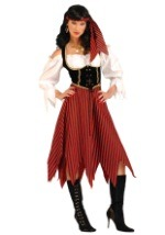 Pirate Handmaiden Costume