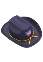 Union Officer Costume Hat