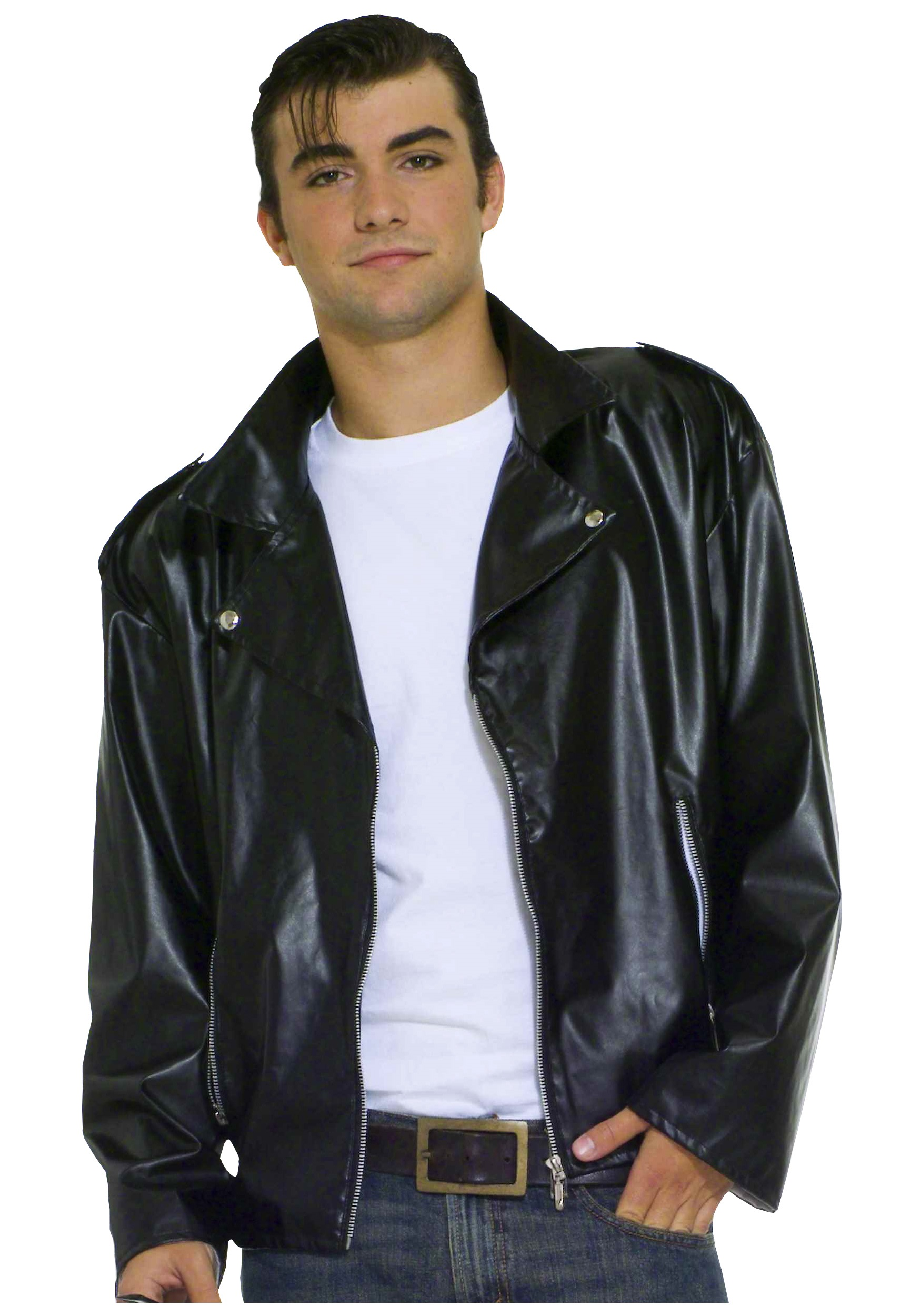 dea788e66 Plus Size 50s Greaser Jacket Sc 1 St Halloween Costume Ideas. image number  29 of grease costumes movie ...
