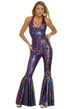 Foxy Disco Jumpsuit