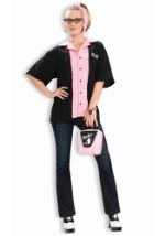 Queen Pins 50s Bowling Shirt