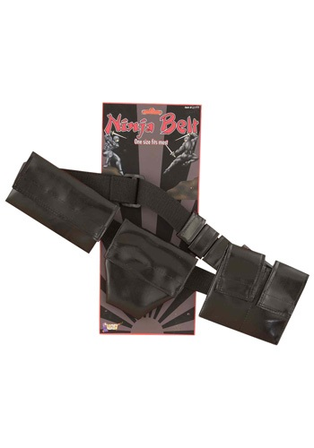 Ninja Weapon Belt