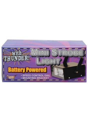 Thundering Mini LED Strobe Light