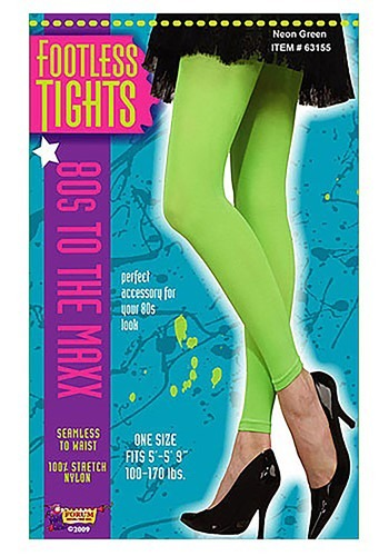 Neon Green Leggings