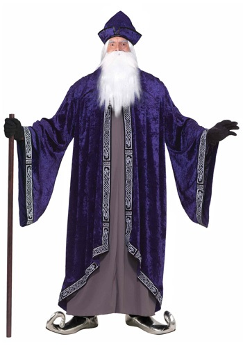 Grand Wizard Plus Size Costume
