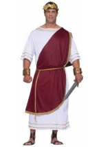 Mighty Caesar Mens Plus Size Costume