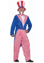 Uncle Sam Plus Size Costume