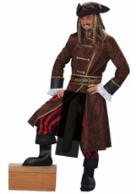 Long John Pirate Costume