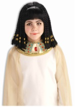 Girls Queen of the Nile Wig