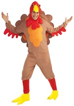 Fleece Turkey Costume