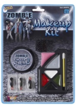 Gore Zombie Makeup Kit