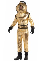 Adult Deep Sea Explorer Costume
