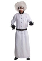 Crazy Mad Scientist Costume