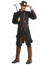 Mens Steampunk Costume