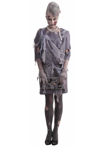 Zombie Businesswoman Costume