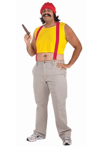 Adult Cheech Costume
