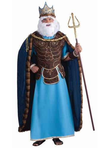 King of the Sea Costume