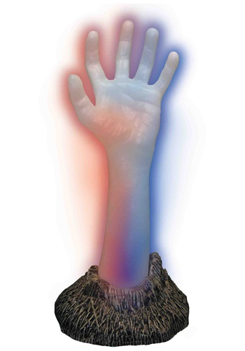 Lighted Zombie Hand