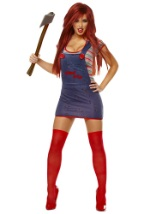 Sexy Chucky Doll Costume