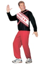 Craig Spartan Cheerleader Costume
