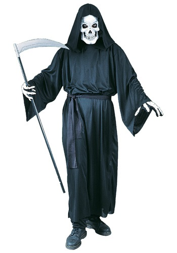 Scary Adult Reaper Costume