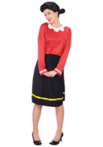 Olive Oyl Adult Costume