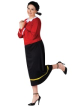 Olive Oyl Plus Size Costume