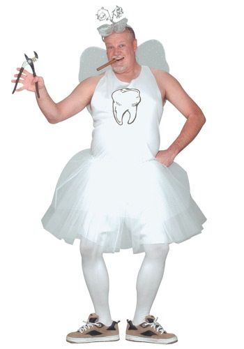 Funny Tooth Fairy Costume