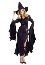 Dark Gothic Witch Costume