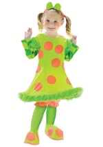 Toddler Lolli Clown Costume