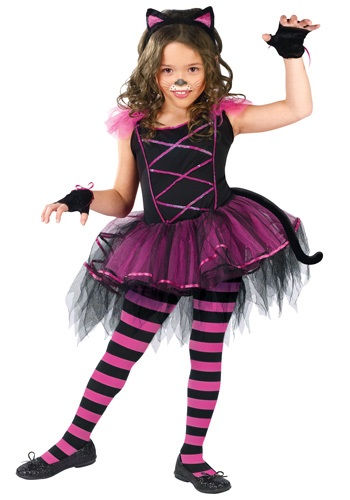 Kids Caterina Costume